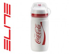 ELITE Bidon Corsa 550ml Coca-Cola