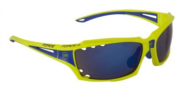 FORCE VISION okulary fluo